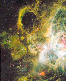 Nebula of Orion